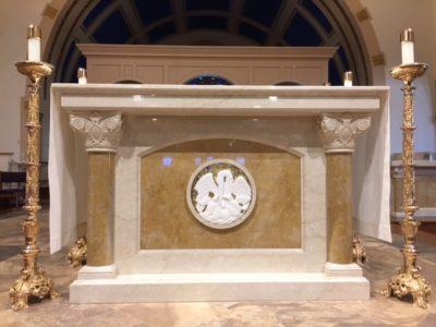 Saint Mary of Annunciation Church - Danvers MA