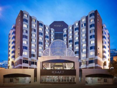 Hyatt Regency Hotel (1)